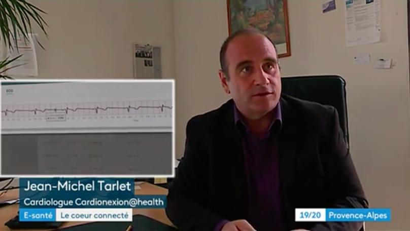 Reportage FR 3 CardioNexion du 29-04-18